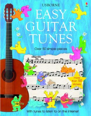 Easy Guitar Tunes - A Marks