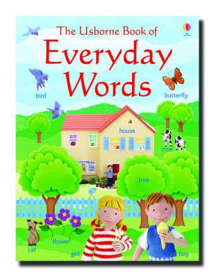 Everyday Words in English - Jo Litchfield