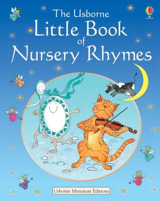 Little Book of Nursery Rhymes - Radhi Parekh