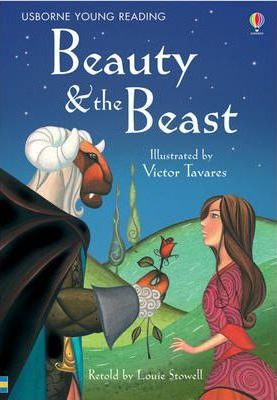 Beauty and the Beast - Louie Stowell