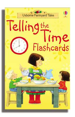 Farmyard Tales Telling The Time Flashcards - Stephen Cartwright