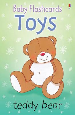 Baby Flashcards: Toys - Catherine MacKinnon