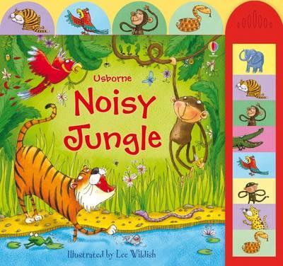 Noisy Jungle - Sam Taplin