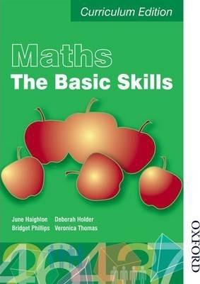 Maths the Basics Functional Skills Edition (E3-L2) - June Haighton