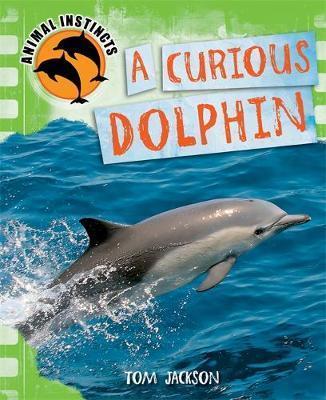 Animal Instincts: A Curious Dolphin - Tom Jackson