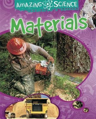 Amazing Science: Materials - Sally Hewitt