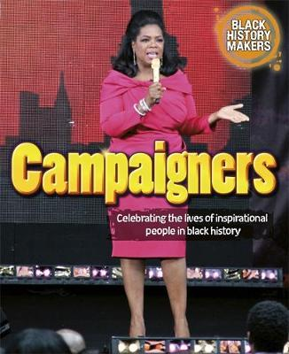 Black History Makers: Campaigners - Debbie Foy