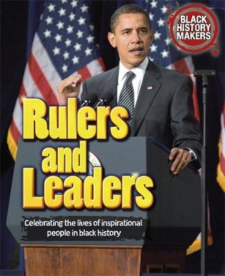 Black History Makers: Rulers and Leaders - Adam Sutherland