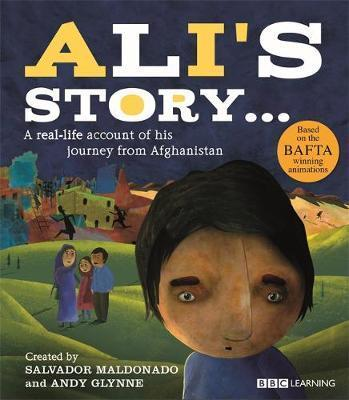 Seeking Refuge: Ali's Story - A Journey from Afghanistan - Andy Glynne
