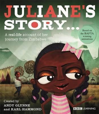 Seeking Refuge: Juliane's Story - A Journey from Zimbabwe - Andy Glynne