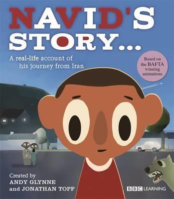 Seeking Refuge: Navid's Story - A Journey from Iran - Andy Glynne