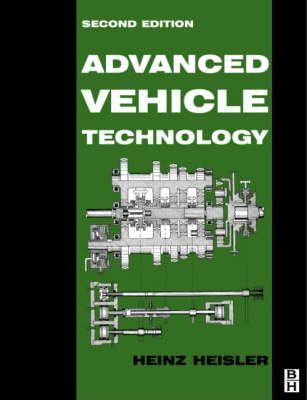 Advanced Vehicle Technology - Heinz Heisler