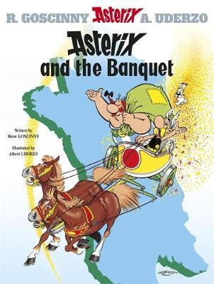 Asterix: Asterix and the Banquet: Album 5 - Rene Goscinny