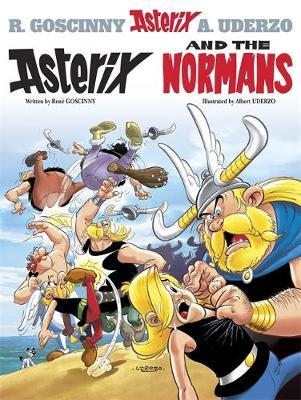 Asterix: Asterix and the Normans: Album 9 - Rene Goscinny