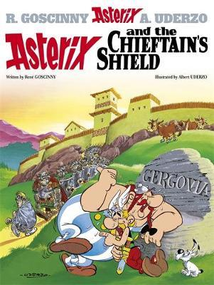 Asterix: Asterix and the Chieftain's Shield: Album 11 - Rene Goscinny