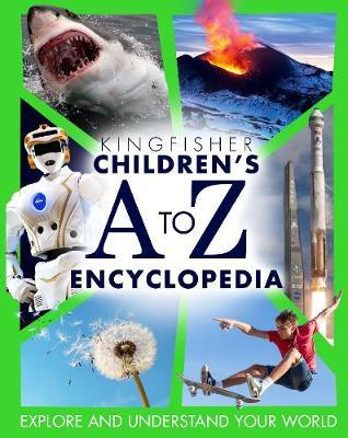 Children's A to Z Encyclopedia - Kingfisher (individual)
