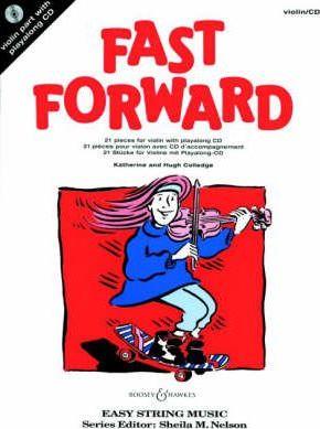 Fast Forward - Katherine Colledge