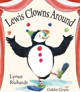 Lewis Clowns Around - Lynne Rickards