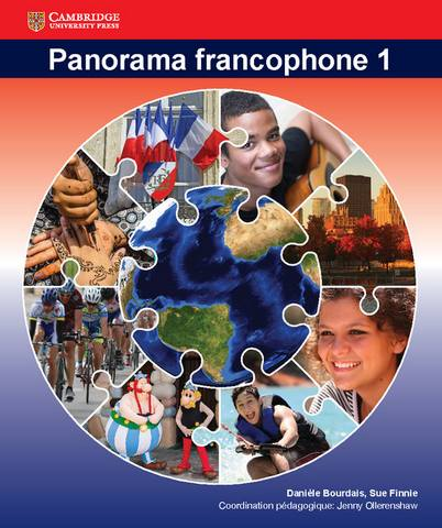 IB Diploma: Panorama francophone 1 Student Book - Daniele Bourdais