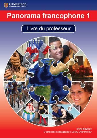IB Diploma: Panorama francophone 1 Livre du Professeur with CD-ROM - Irene Hawkes