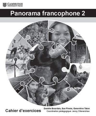 IB Diploma: Panorama francophone 2 Cahier d'exercises - 5 book pack - Daniele Bourdais