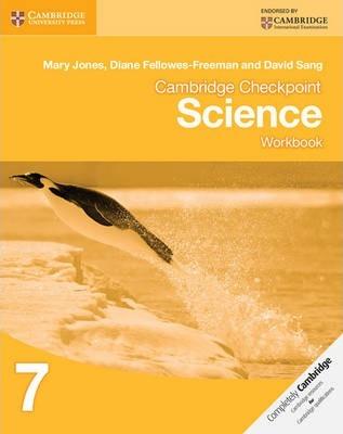 Cambridge Checkpoint Science Workbook 7 - Mary Jones