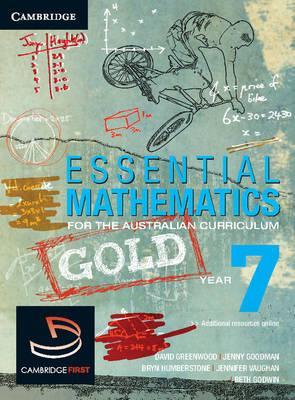 Essential Mathematics: Essential Mathematics Gold for the Australian Curriculum Year 7 - David Greenwood