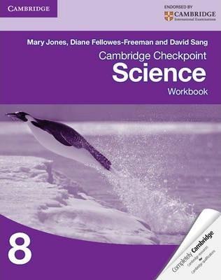 Cambridge Checkpoint Science Workbook 8 - Mary Jones