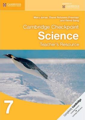 Cambridge Checkpoint Science Teacher's Resource 7 - Mary Jones
