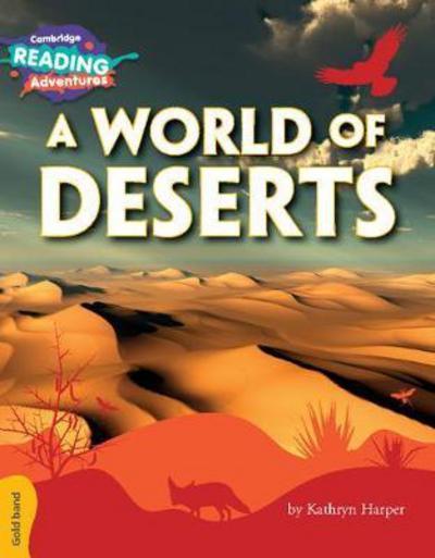 A World of Deserts - Kathryn Harper