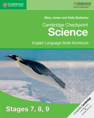 Cambridge Checkpoint Science English Language Skills Workbook Stages 7