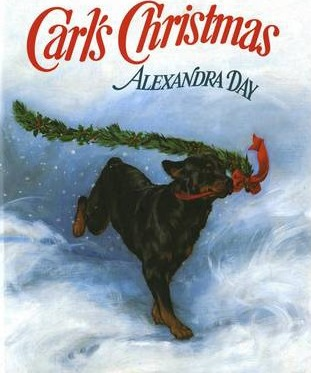 Carl's Christmas - Alexandra Day