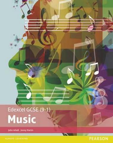 Edexcel GCSE (9-1) Music Student Book - Jonny Martin