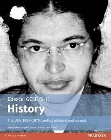 Edexcel GCSE (9-1) History The USA