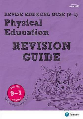 Revise Edexcel GCSE (9-1) Physical Education Revision Guide: (with free online edition) - Jan Simister
