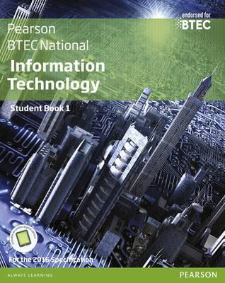 BTEC Nationals Information Technology Student Book + Activebook: For the 2016 specifications - Jenny Phillips