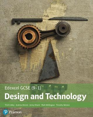 Edexcel GCSE (9-1) Design and Technology Student Book - Mark Wellington