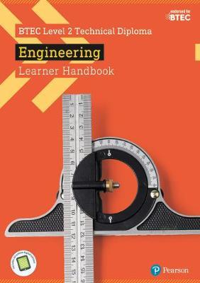 BTEC Level 2 Technical Diploma Engineering Learner Handbook with ActiveBook - Andrew Buckenham