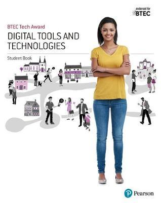 BTEC Tech Award Digital Information Technology Student Book - Rob Cadwell