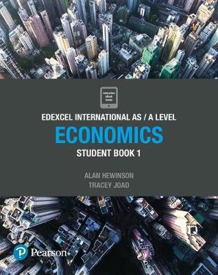 Edexcel International AS Level Economics Student Book - Tracey Joad