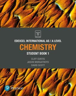 Edexcel International AS Level Chemistry Student Book - Cliff Curtis