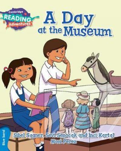 A Day at the Museum - Sibel Sagner