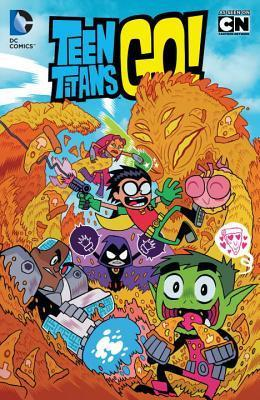 Teen Titans Go! Vol. 1 Party