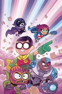 Teen Titans Go! Vol. 3 Mumbo Jumble - Jimmy Palmiotti