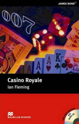 Casino Royale - Book and Audio CD Pack - Pre Intermediate - Ian Fleming