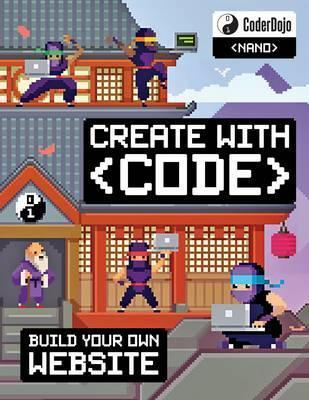 CoderDojo: My First Website: Create with Code - Clyde Hatter