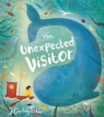 The Unexpected Visitor - Jessica Courtney-Tickle