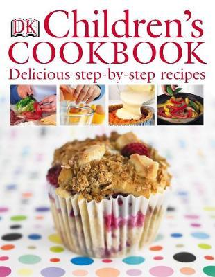 Children's Cookbook: Delicious Step-by-Step Recipes - Katharine Ibbs