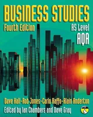 Business Studies for AQA: AS level - Rob Jones