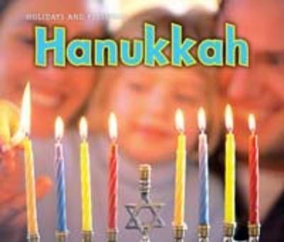 Hanukkah - Nancy Dickmann